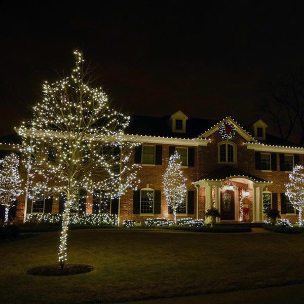 Northern Holiday Lighting Chicago